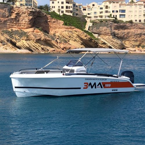 Alquiler barcos altea, boat rental altea, location bateaux altea